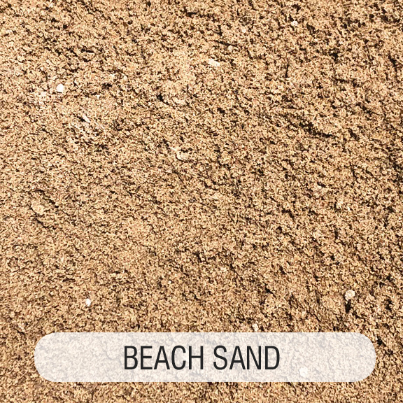 BEACH SAND TITLED